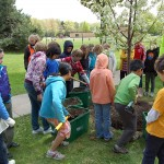 Earth Day Planting